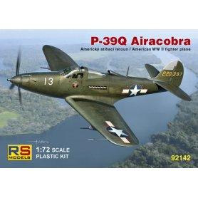 Rs Models 92142 P-39 Q Airacobra