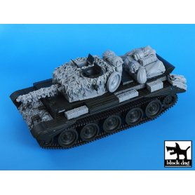 Black Dog Cromwell hessian tape camo net for Tamiya