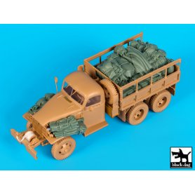 Black Dog US GMC CCKW accessories set for Hobby Boss