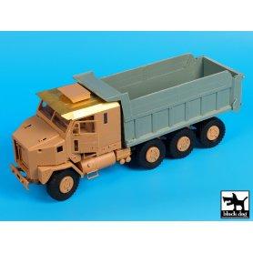 Black Dog M1070 Het Dump truck corvension set for Hobby Boss