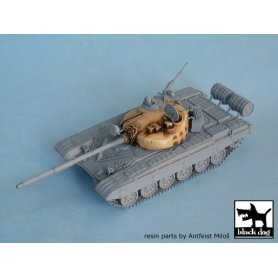 Black Dog T72 M1 CZ for Revell 03149, 1 resin part