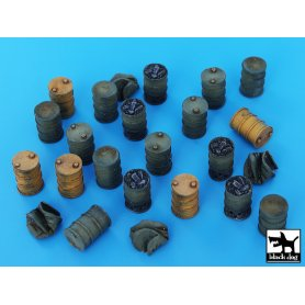 Black Dog Barrels accessories set