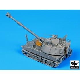 Black Dog M109 A2 complete kit