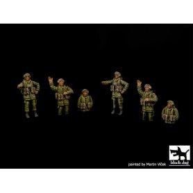 Black Dog Israeli tank crew