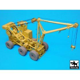 Black Dog Aircraft crash handling and salvage crane compl.kit