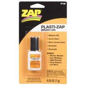 Klej cyjanoakrylowy ZAP PT-102 z pędzelkiem