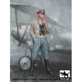 Black Dog German Fighter Pilot No2