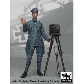 Black Dog German Fighter Pilot No6