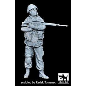 Black Dog Soldier in Crimea No4 sniper