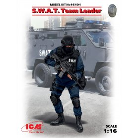 ICM 16101 S.W.A.T. Team leader