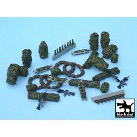Black Dog US modern equipment 1 accessories set