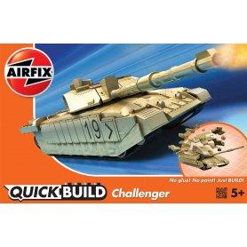 Airfix 6010 Quickbuild Challenger Tank