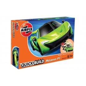 Airfix 6021 Quickbuild McLaren P1 Green