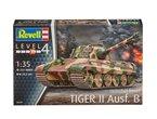 Revell 03249 1/35 Henschel Turret Tiger II