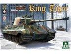Takom 2073 Sd.Kfz 182 King Tiger Porsche Full int.