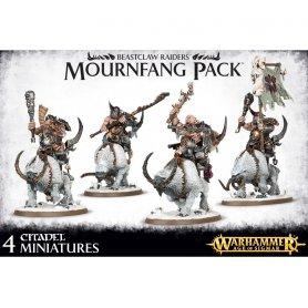Beastclaw Raiders Mourfang Pack