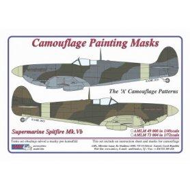 AML M49008 Maska Spitfire Mk.Vb 1/48
