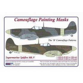 AML M49009 Maska Spitfire Mk.Vb 1/48