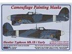 AML M73010 Maska Hawker Typhoon Mk.Ib 1/72