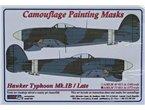 AML M73011 Maska Hawker Typhoon Mk.Ib 1/72