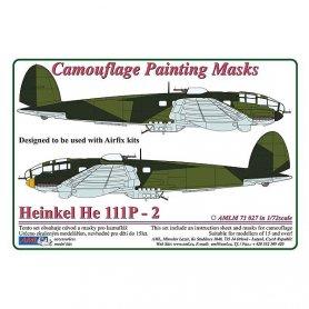 AML M73027 Maska Heinkel He-111 P-2 1/72