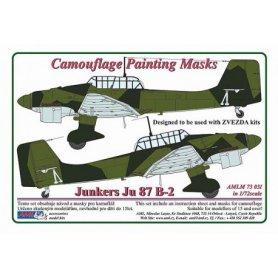 AML M73031 Maska Junkers Ju-87B-2 1/72