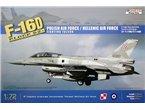 Kinetic 1:72 F-16D Block 52 Polskie siły powietrzne