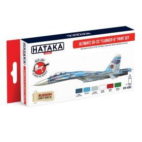 Hataka Ultimate Su-33 Flanker D | Zestaw farb |