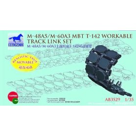 Bronco Ab3529 M-60A3 Workable Track