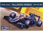EBBRO 20014 1/20 McLAREN HONDA MP4-30 2015 Middle