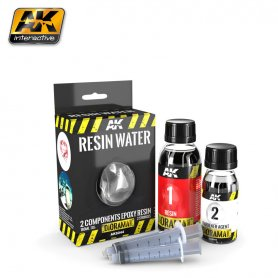 AK Interactive Resin Water Epoxy 180ml