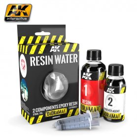 AK Interactive Resin Water Epoxy 375ml
