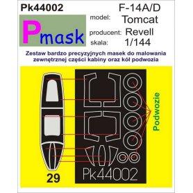 PMASK Pk44002 F-14A/D - Revell 1:144