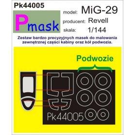 Pmask Pk44005 Mig-29 - Revell