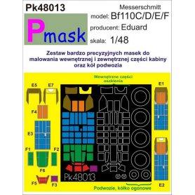 PMASK Pk48013 ME BF-110 C/D/E/F-EDU