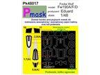 PMASK Pk48017 F-W 190A/F/D-EDUARD