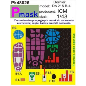 PMASK Pk48026 D0-215 B-4 - ICM