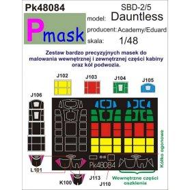 Pmask Pk48084 SBD -2/5 Dauntless