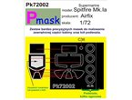 PMASK Pk72002 SPITFIRE IA AIRFIX