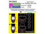 PMASK Pk72023 SPITFIRE I/IIa AIRFIX