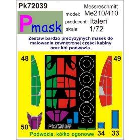 PMASK Pk72039 ME-210/410 ITALERI