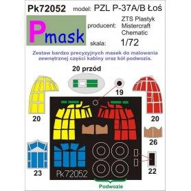 PMASK Pk72052 ŁOŚ-PLASTYK, MASTERC