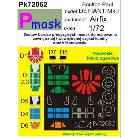 PMASK Pk72062 Boulton Paul Defiant MkI-Airfix