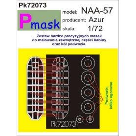 PMASK Pk72073 NAA-57 - Azur