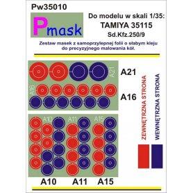 PMASK Pw35010 MASKI KOŁA T35113