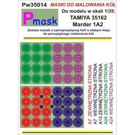 PMASK Pw35014 MASKI KOŁA T35162