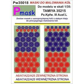 PMASK Pw35018 MASKI KOŁA T35215
