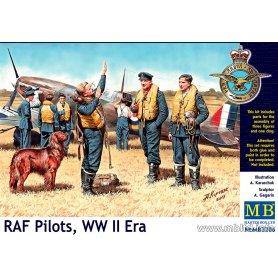 MB 1:32 RAF Pilots WWII