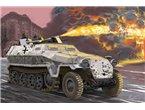 Dragon 1/35 Sd.Kfz.251/16 C FLAMMPANZERWAGEN