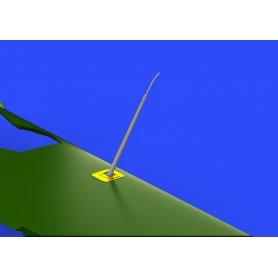 Eduard Luftwaffe FuG 16 antennas